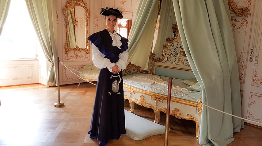 Lady Mildred lädt ein